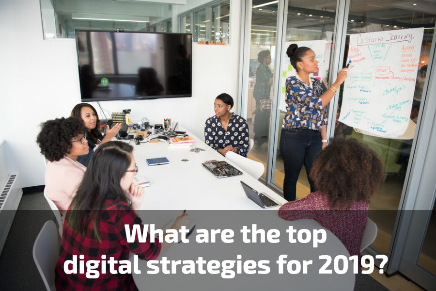 StudyQA: What are the top digital strategies for 2019?