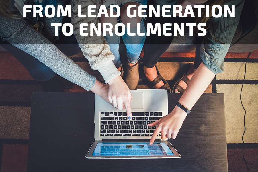 StudyQA: From lead generation to enrollments
