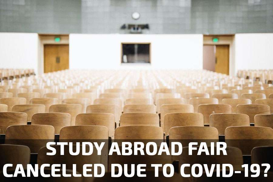 StudyQA: Study abroad fair cancelled due to COVID-19? Recruit students online