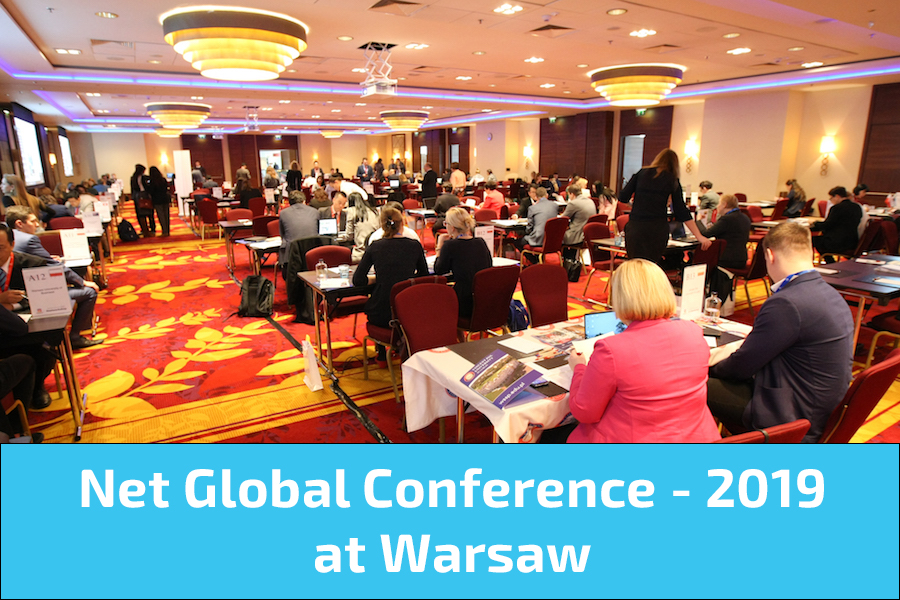 Net Global Conference - 2019 at Warsaw